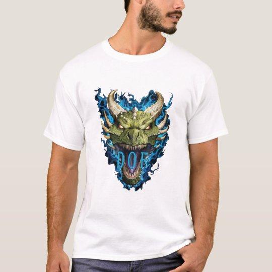 DOF logo t-shirt