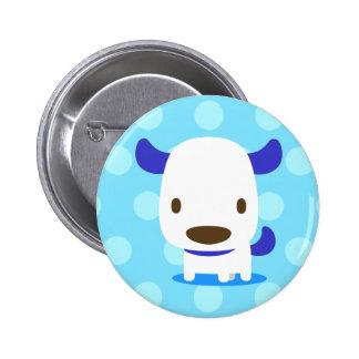 dog01 with polka - dot pattern: pins
