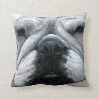 Dog 118 English Bulldog Pillow Case