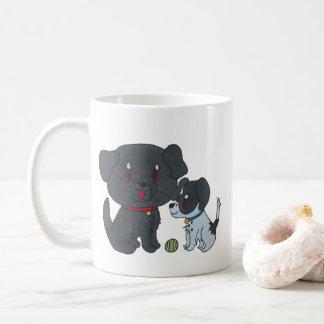 Dog 2 coffee mug