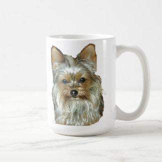 Dog 4B,Yorkshire Terrier,Mug Coffee Mug