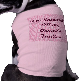 Dog-a-Tudes Dog T-shirt