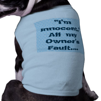 Dog-a-Tudes Pet T-shirt