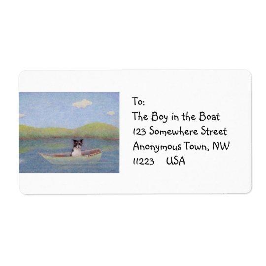 Dog adrift in fishing boat - Bob's Dream
