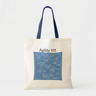 Dog Agility Cartoon - The Big Plan - agility bag