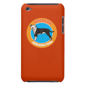Dog American staffordshire terrier Barely There iPod Covers