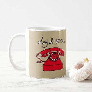 Dog and Bone- Phone Cockney Rhyming Slang Mug