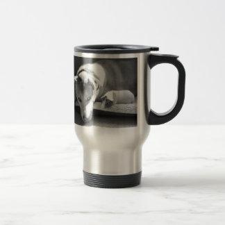 Dog and Guinea Pig Mug