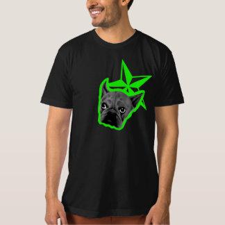 Dog and Star Green T-Shirt