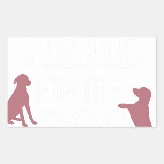 Dog Anxiety Socially Awkward Party Shirt Sticker