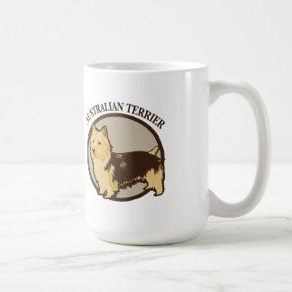 Dog Australian Terrier Coffee Mug