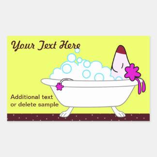 Dog Bath for Pet Groomers - yellow