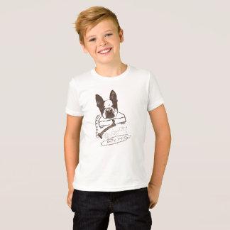 Dog & Bone - Boston Terrier T-Shirt