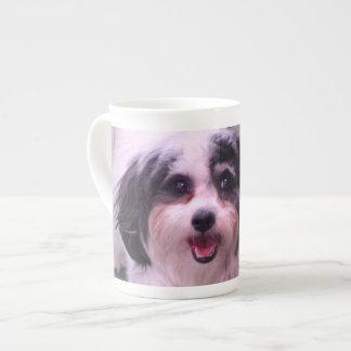 Dog Bone China Mug