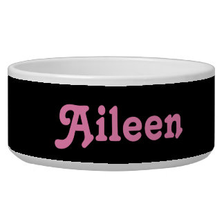Dog Bowl Aileen