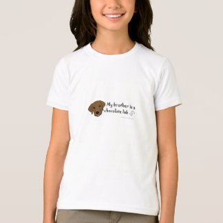 """""""Dog Breed"""" Brother T-Shirt"""