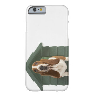 Dog by doghouse barely there iPhone 6 case