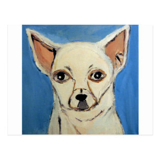 dog by eric ginsburg postcard