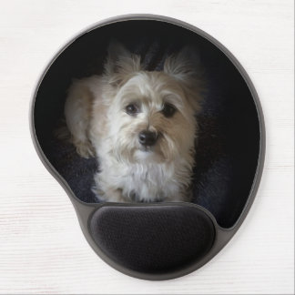"Dog Cairn Terrier Canine ""Dog Lover"" Gel Mouse Pad"