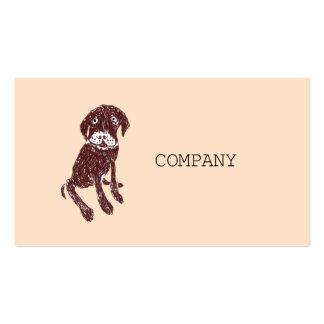DOG CARE PROFESSIONAL ビジネスカード