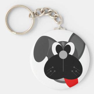 Dog Cartoon Keychain