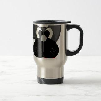 Dog Cartoon Travel Mug