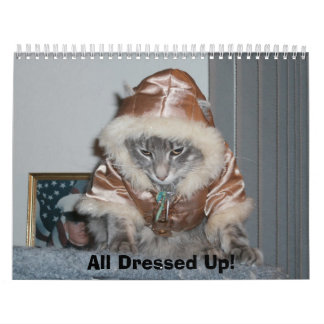 Dog & Cat Calendar