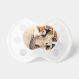 Dog Cat Snuggle Pacifiers
