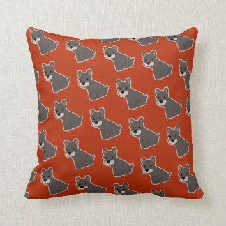 Dog (Chinese New Year) Throw Pillow