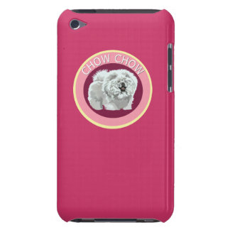 Dog chow chow barely there iPod case