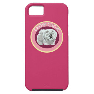 Dog chow chow iPhone 5 cover