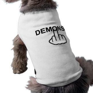 Dog Clothing Demons Flip