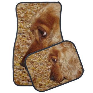 Dog Cocker Spaniel Auto Mat