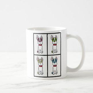 Dog Coffee Mug - Boston Terrier