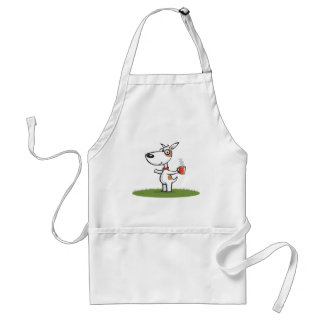 Dog Coffee Standard Apron