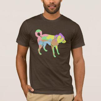 DOG colors, BATON T-Shirt
