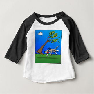 Dog Comic Baby T-Shirt