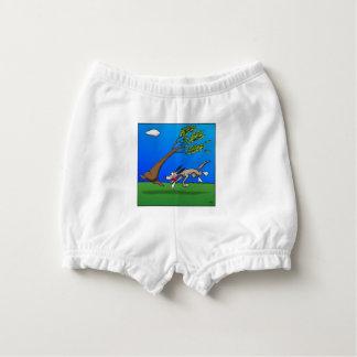 Dog Comic Diaper Cover