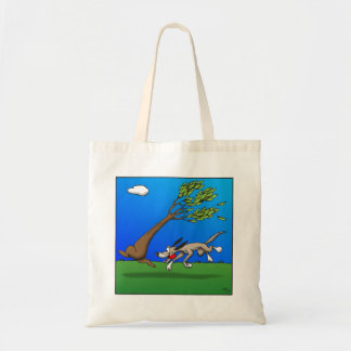 Dog Comic Tote Bag