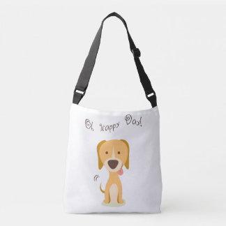 Dog Cross Body Bag