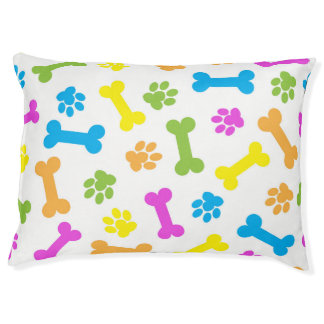 Dog Custom Indoor Dog Bed - Large Large Dog Bed