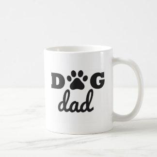 dog dad coffee mug