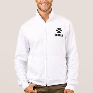 Dog Dad Paw Jacket