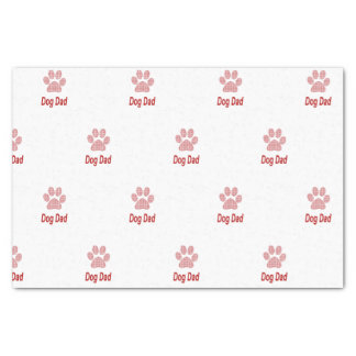 Dog Dad Tissue Paper