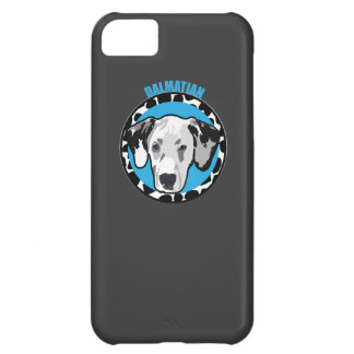 Dog Dalmatian Cover For iPhone 5C