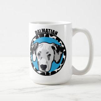 Dog Dalmatian Classic White Coffee Mug