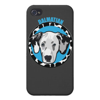 Dog Dalmatian Covers For iPhone 4