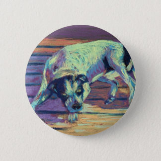 Dog Days 2 Inch Round Button
