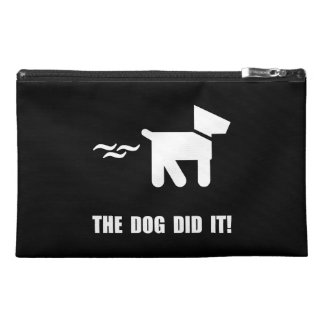 Dog Did It Travel Accessory Bag