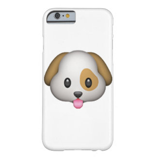Dog - Emoji Barely There iPhone 6 Case